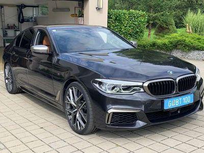 gebraucht BMW M550 550 d xDrive*Traumausstattung*Massage*23tkm*