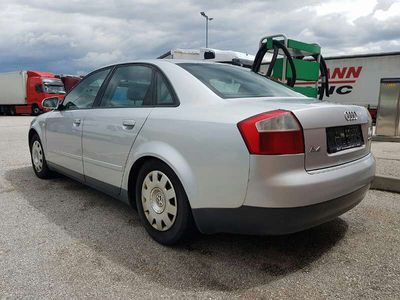 gebraucht Audi A4 1.9Tdi 131PS Limousine