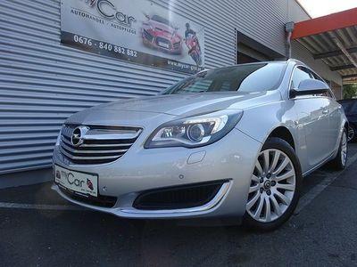 gebraucht Opel Insignia ST 2,0 Cosmo CDTI DPF Allrad Start/Stop System