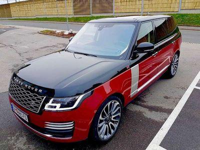 gebraucht Land Rover Range Rover 3.0 Autobiography Lang VOLL SUV / Geländewagen