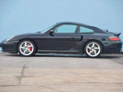 gebraucht Porsche 911 Turbo Tiptronic