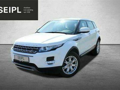 gebraucht Land Rover Range Rover evoque Pure 2,2 Allrad