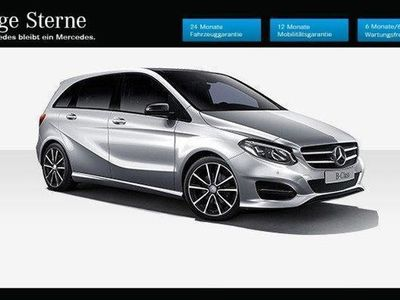 gebraucht Mercedes B180 CDI A-Edition Plus Aut. *LED *Panoramaschiebedach *NAVI