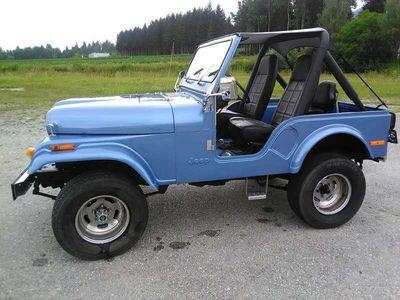 gebraucht Jeep CJ 5 SUV / Geländewagen,