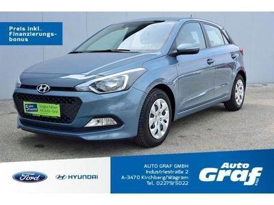 used Hyundai i20 1,25 Comfort Start/Stopp Automatik