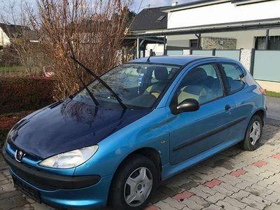 brugt Peugeot 206 XR 1,4 3T Klein-/ Kompaktwagen,