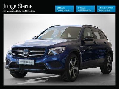 gebraucht Mercedes GLC300 4MATIC Aut.