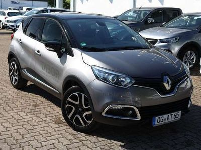 gebraucht Renault Captur 0.9 TCe 90 Luxe Nav Arkamys 17Z Keyl T...