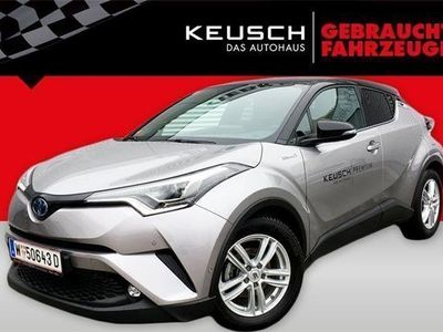 gebraucht Toyota C-HR 1,8 Hybrid C-ULT CVT SUV / Geländewagen,