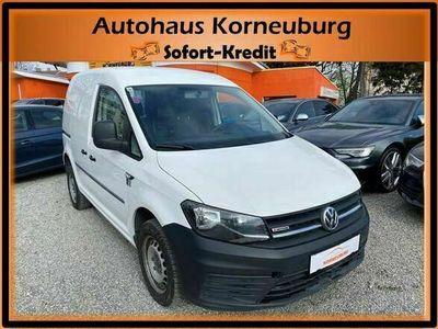 gebraucht VW Caddy VolkswagenKasten 2,0 TDI 4MOTION**1.BESITZ**