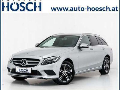 gebraucht Mercedes C220 d Kombi 4Matic Avantgarde Aut LP:60.480.-€