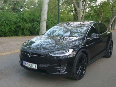 gebraucht Tesla Model X 100D Vollausstattung 7Sitzer Leasingfähig