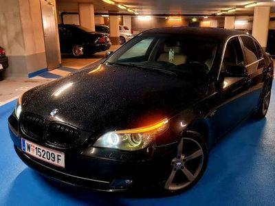gebraucht BMW 530 5er-Reihe Diesel (E60) Österreich-Paket Aut.
