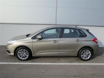 gebraucht Citroën C4 1,6 VTi Seduction Klima Parkhlf. Tempomat Finanz.moegl., 120 PS, 5 Türen, Schaltgetriebe