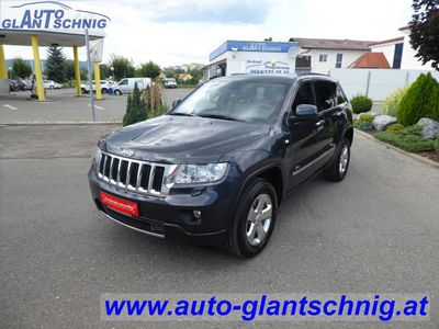 used Jeep Grand Cherokee 3,0 Limited *XENON*NAVI*STANDHEIZUNG*LEDER*