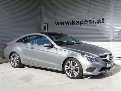 gebraucht Mercedes E350 E-KlasseBlueTEC Aut. Sportwagen / Coupé