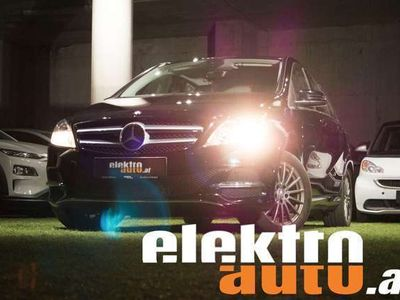 gebraucht Mercedes B Electric Drive 250 e (mit Batterie) * Teilleder * Kamera *