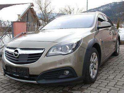 gebraucht Opel Insignia Country Tourer 2,0CDTi Cosmo Aut. Kombi / Family Van