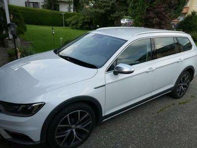gebraucht VW Passat Alltrack BMT 2,0 TDI SCR 4Motion