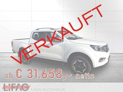 gebraucht Nissan Navara NP300 DC 23 4x4 Autom. N-Connecta