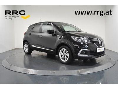 gebraucht Renault Captur Limited ENERGY TCe 90 EURO 6c