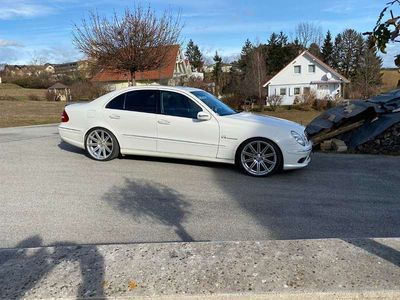 gebraucht Mercedes E500 E-KlasseLimousine