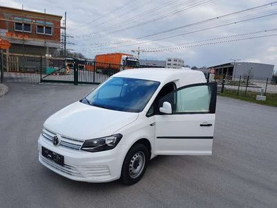 gebraucht VW Caddy Kombi 2.0tdi klima, Facelift