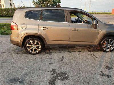 gebraucht Chevrolet Orlando LT 1.8 Benzin, 1. Besitz, 7- Sitze Kombi / Family Van