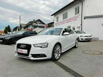 gebraucht Audi A5 Sportback 2,0 TDI DPF Aut.- Finanzierung möglich!