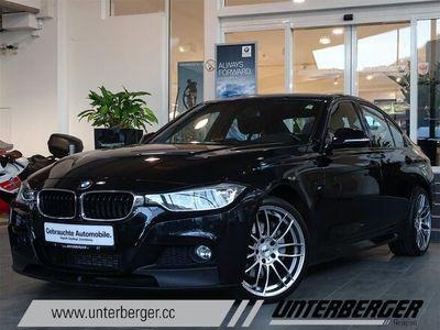 gebraucht BMW 335 3er-Reihe d xDrive Österreich-Paket Aut. Limousine