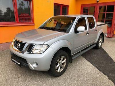 used Nissan Navara 2,5 4x4