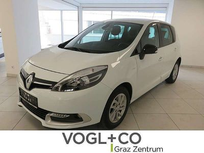 gebraucht Renault Scénic Energy TCe 115 Limited Kombi / Family Van,