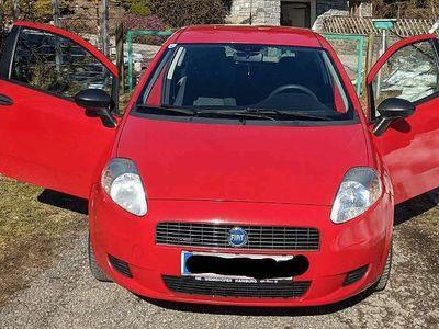 gebraucht Fiat Punto 1,4 Limousine
