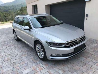 gebraucht VW Passat Variant SCR Highline TDI 4Motion DSG Panorama