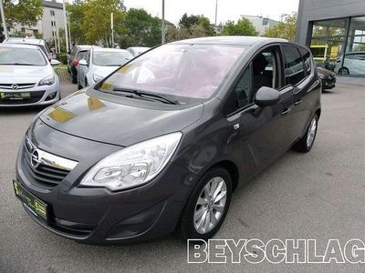 gebraucht Opel Meriva 1,7 CDTI Edition 30 DPF Kombi / Family Van,
