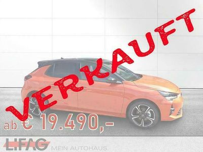 gebraucht Opel Corsa 1,2 GS-Line Aut. *ab € 19.490,-* GS-Line