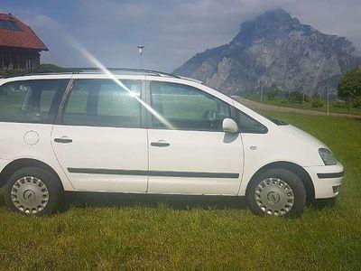 gebraucht Ford Galaxy Trend 1,9 PD TD Kombi / Family Van