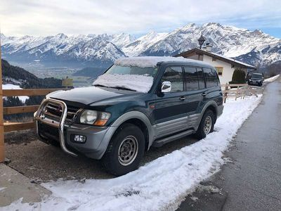 gebraucht Mitsubishi Pajero Wagon GLX Luxus 3,2 DI-D TD Aut. SUV / Geländewagen