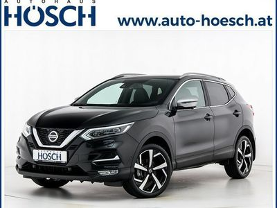 gebraucht Nissan Qashqai 1,5 DCI Tekna+ !VOLL! LP: 37.649.-/mtl.166.-*