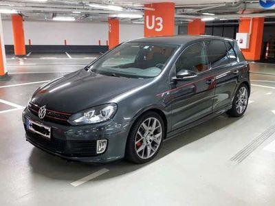 gebraucht VW Golf VI GTI Edition 35 Limousine