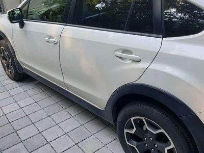 gebraucht Subaru XV comfort Ausstattung SUV / Geländewagen