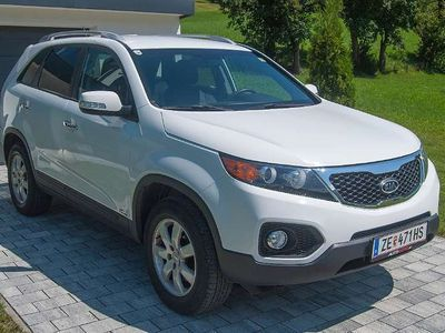 gebraucht Kia Sorento Sorento2,2CRDi, Active, 4WD, DPF, 6 Gang MT, SUV / Geländewagen,