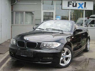 gebraucht BMW 118 Cabriolet i AUTOMATIK /SPORT/KLIMA/PDC