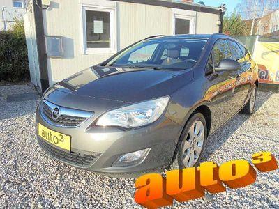 gebraucht Opel Astra ST 1,4 Turbo ECOTEC Sport Start/Stop Kombi / Family Van