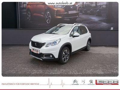 gebraucht Peugeot 2008 1,2 PureTech 110 S&S Aut. Allure, Alluree, 110 PS, 5 Türen, Automatik