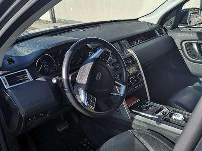 gebraucht Land Rover Discovery Sport 2.0 TD4 4WD Automatik (5-Sitzer Pure SUV / Geländewagen,