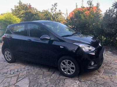 gebraucht Hyundai i10 Comfort Klein-/ Kompaktwagen