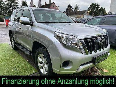 gebraucht Toyota Land Cruiser 300 3,0 D-4D 4x4 Aut. mtl.€269,-