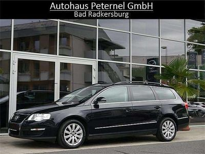 gebraucht VW Passat Var. BlueMotion 1,6 TDI Kombi / Family Van,