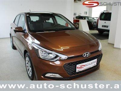 gebraucht Hyundai i20 1,25 Limited